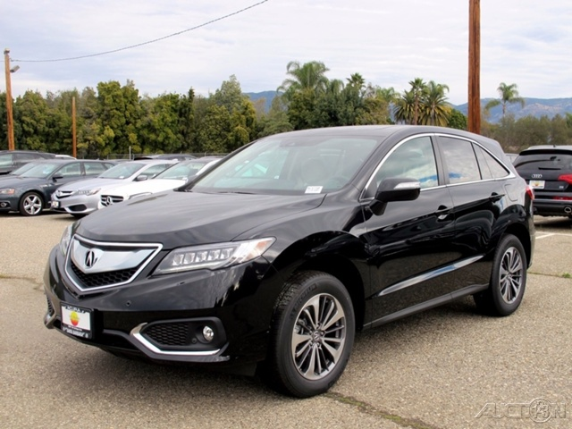 new 2017 acura rdx with advance package suv in santa barbara ac1744 acura santa barbara. Black Bedroom Furniture Sets. Home Design Ideas